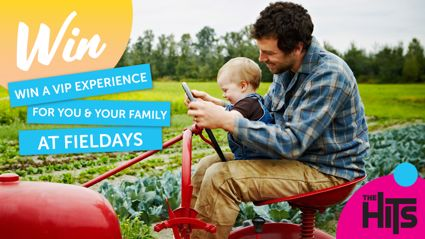Waikato:  Win a VIP Experience for your family these Fieldays