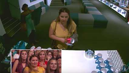 Ellen DeGeneres outs audience member after catching her stealing on camera