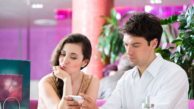 Almost half of relationships have been negatively impacted by the craze, research has shown. Photo / 123RF / NZ Herald