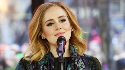 Adele surprised the Grenfell Tower firefighters with 'a cup of tea and a cuddle'