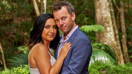 It looks like there could be hope for Married At First Sight's Simon and Alene yet