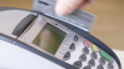 Westpac eftpos cards down