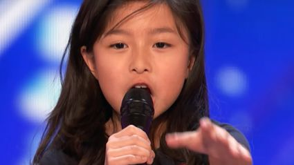 9-year-old stuns 'America's Got Talent' judges with 'My Heart Will Go On'