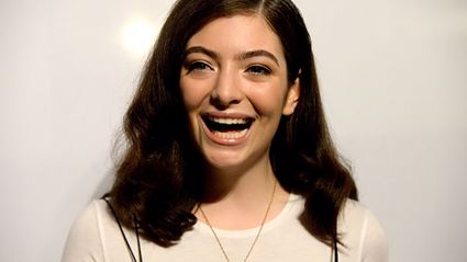Lorde reveals why she chose her stage name