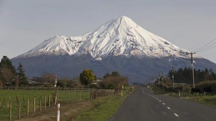 Missing man found dead on Mt Taranaki