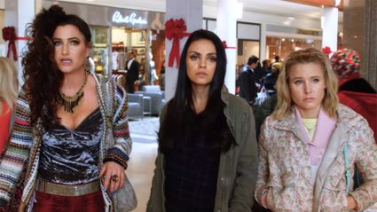 First look at hilarious Bad Moms Christmas movie
