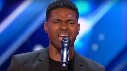 This guy sings Whitney Houston like you've never heard before!