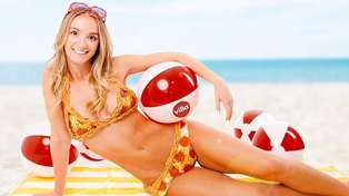 This pizza bikini is the craziest thing yet and so is it's price tag!