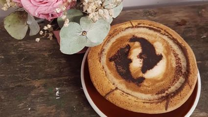 Meet the hottest new coffee trend - the 'piefee'
