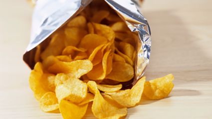 This is why ready salted chips are called 'ready salted' chips!