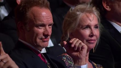 WATCH: Sting's priceless reaction to José Feliciano's cringeworthy cover of 'Every Breath You Take'