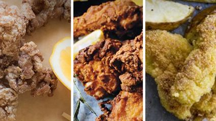 Five of the best Fried Chicken recipes