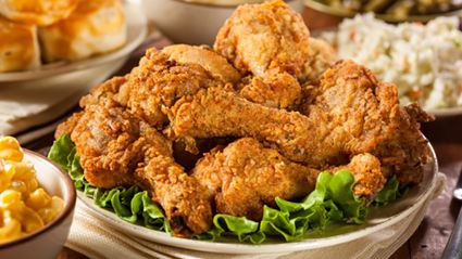 QUIZ: Which piece of fried chicken are you?