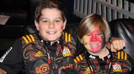 Family Fan Zone: Chiefs vs. Lions at Claudelands Event Centre