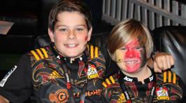 Family Fan Zone: Chiefs vs. Lions at Claudelands Event Centre