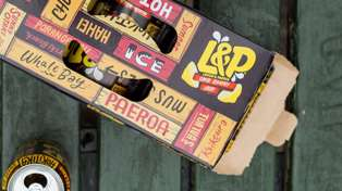 L&P has just released a new flavour!