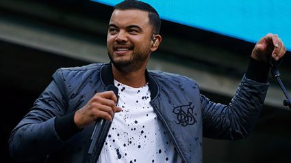 Guy Sebastian shows off incredible body transformation