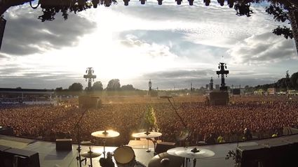 A crowd of 65,000 fans sing Queen's 'Bohemian Rhapsody' in its entirety - prepare to get goosebumps!