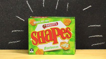 We never noticed this cool wee detail on Arnott's Shapes boxes!