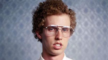 So Napoleon Dynamite doesn't look like this anymore...