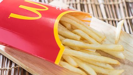McDonald's have revealed the secret ingredient that makes their fries so addictive