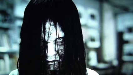 The girl who plays Samara in 'The Ring' is actually a total babe!