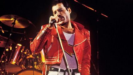 Queen has just confirmed who will be playing Freddie Mercury in his biopic