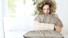 10 reasons why you're cold all the time
