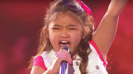 9-year-old singer stuns the 'America's Got Talent judges again with powerful Alicia Keys cover
