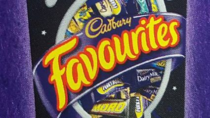 Cadbury are releasing a Kiwi Edition of Favourites