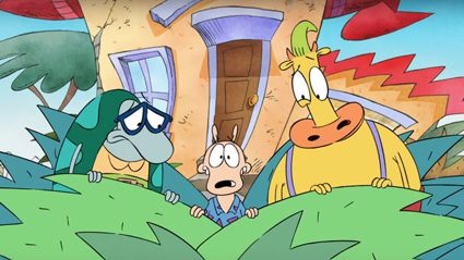 WATCH: The first teaser for the return of 'Rocko's Modern Life'