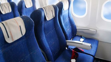 Woman shares viral picture of 'the worst passenger ever' and it will gross you out!