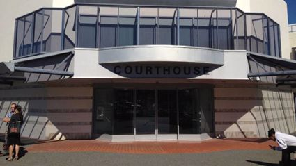 A Napier mum is facing charges of being a party to her daughter's rape