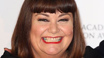 Dawn French stuns fans with dramatically slimmer figure but reveals she's decided to ditch her diet