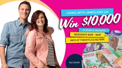 WIN $10,000 to Spend at H & J Smith!!
