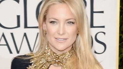 Kate Hudson unveils her shaved head - see her dramatic new blonde buzz cut here!