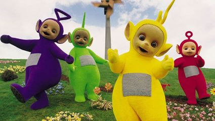 So the Teletubbies have just had babies and people are losing their minds