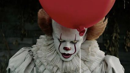 A new 'It' trailer has just been released and it is truly one of the scariest things we've ever seen!