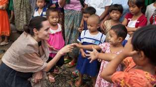Angelina Jolie sparks outrage with her 'cruel and unnecessary' method of casting Cambodian orphans