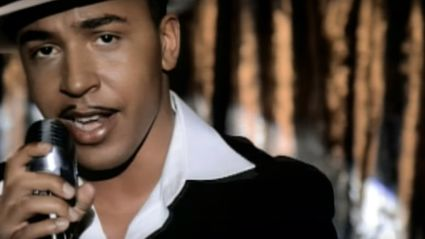 Remember 'Mambo No. 5' singer Lou Bega? Well he's still around and hasn't changed one bit!