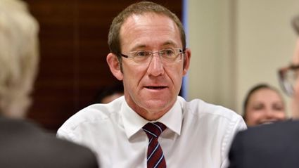 Andrew Little quits as Labour leader
