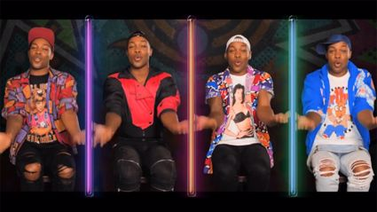 Watch: This epic 90s music medley will blow you away!