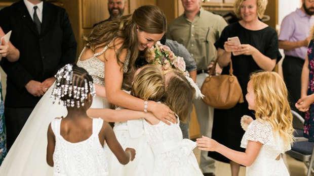 Photo /  Cory and Jackie Wedding Photographers