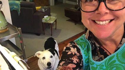 Try it Out Tuesday - Banana & Peanut Butter Dog Bikkies