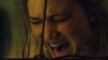 The trailer for Jennifer Lawrence's latest movie will creep you out