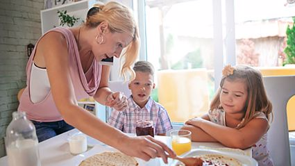This is how much the average mum actually works every week...