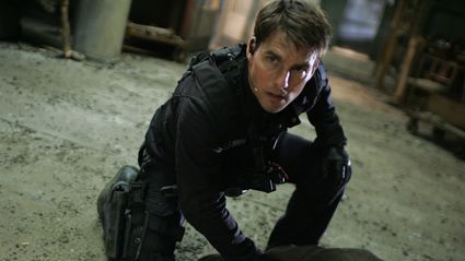 Tom Cruise injured during failed Mission: Impossible 6 stunt