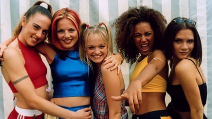 Mel B reveals how the Spice Girls got their nicknames