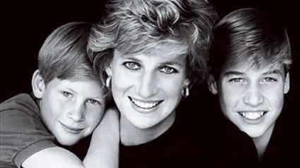 Princess Diana's will has been revealed showing what she left to William and Harry