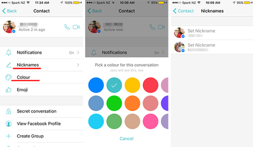 Five things you didn't know you could do in Facebook Messenger